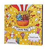 Cartoon Animals Pattern Story Memory Collection DIY Photo Album