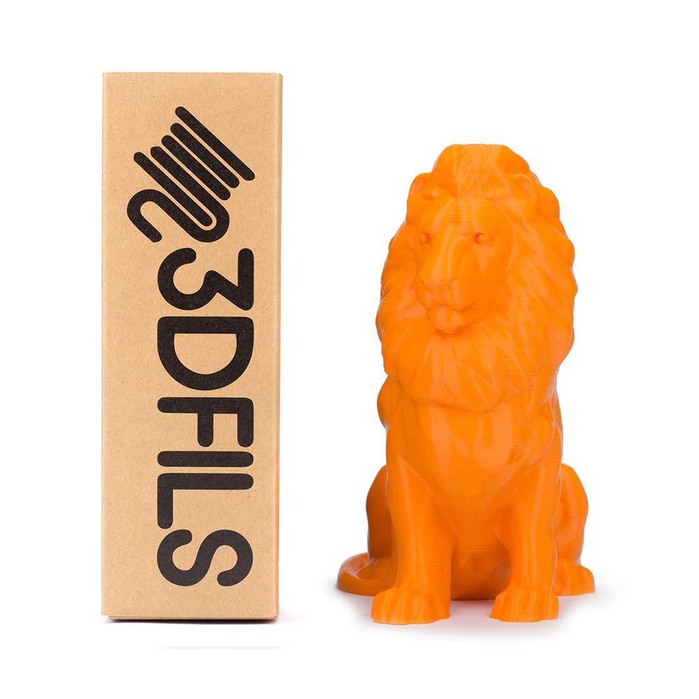 1 Kg 3DFILS Negro Filamento PLA para impresi/ón 3D esFil PLA INGEO 3D850: 1.75 mm