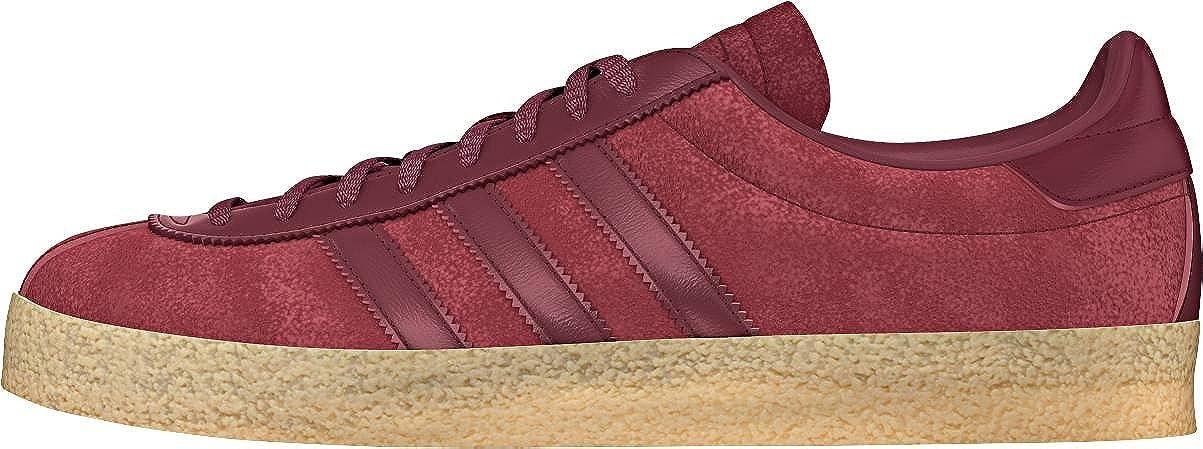 Adidas Topanga Herren Sneaker Blau, Weinrot, *: