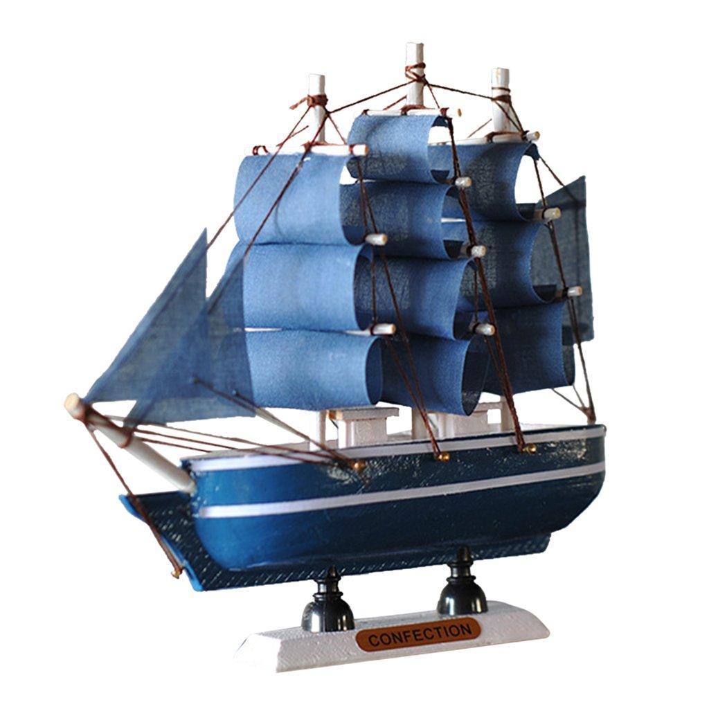 春夏新作モデル monkeyjack地中海スタイルハンドメイド木製ヨットモデル装飾ボートギフトおもちゃ4styles bf8212076894731eef390689d930ffbb A B075JHHCF4 B075JHHCF4 A, 高槻市:ddb343a5 --- arcego.dominiotemporario.com