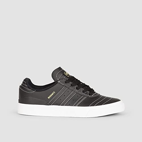 reputable site e89f1 6fa3e adidas Busenitz Vulc Kids Core BlackCore BlackFootwear White Kids 5.5uk