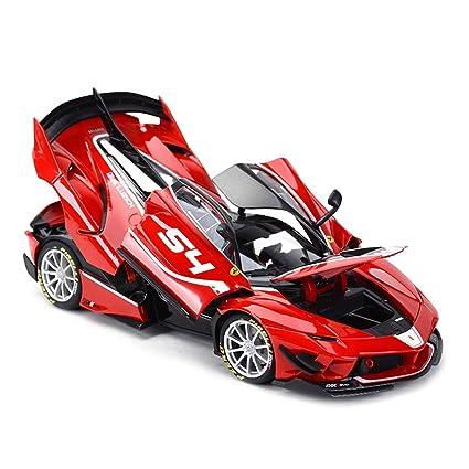 Jianping Aleación De Modelo 1 Coche 18 K Evo Ferrari Fxx PiuOXkZ