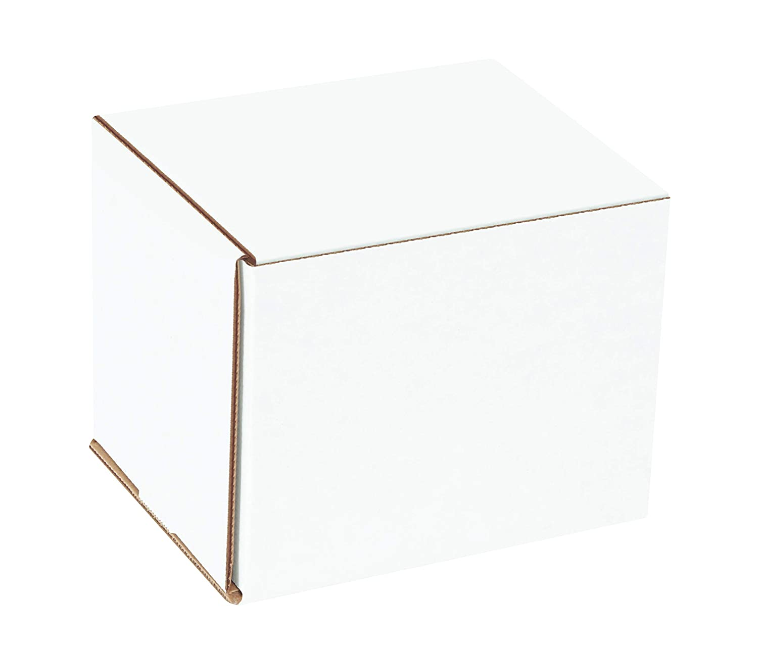 Pack of 50 White Partners Brand PM322 3L x 2W x 2H