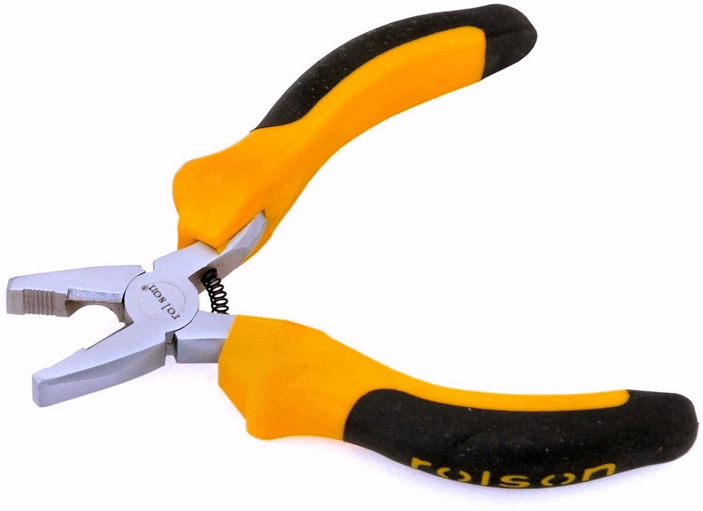 Rolson Mini Universal-Zange, schwarz, 20214 Rolson Tools Ltd.