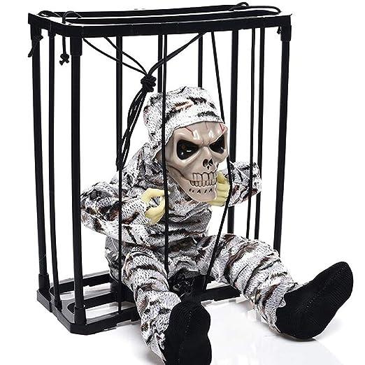 Uus Adornos Decorativos de Halloween, Bar casa embrujada Inducción ...