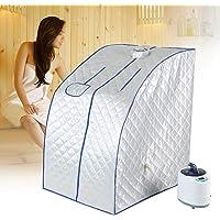 Portátil Sauna de Vapor SPA, Cabina para sauna