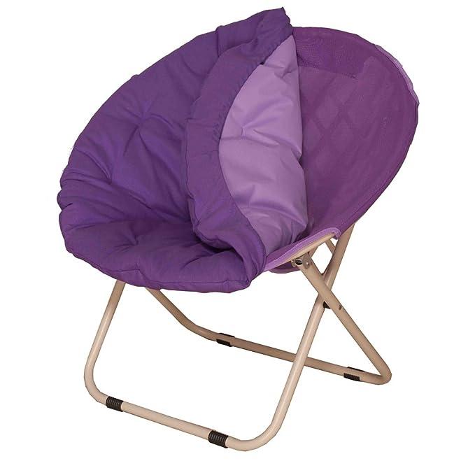 Accueil / Tabouret pour meubles de loisirs intérie Chaise longue à grande taille Pause déjeuner Fold fauteuil inclinable Canapé Nap (tapis de chaise amovible) durable par BZEI-Chair ( Couleur : Vio