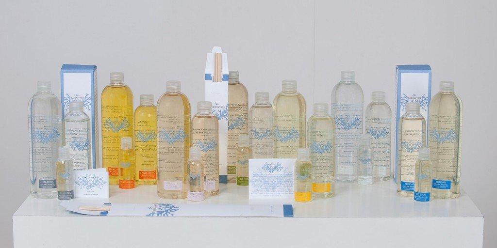 Riccio Caprese Terra Capri REFILL fragranza nobile diffusore ambiente RICARICA (100ML)