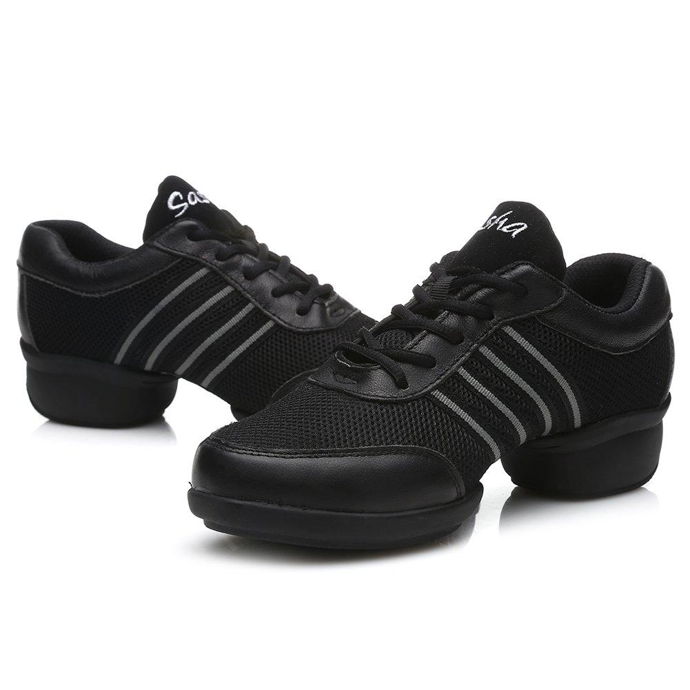 17a0d859a6a42 SWDZM mujeres zapatos de baile moderno  hip-hop zapatos de jazz  deportivo  zapatillas de ...