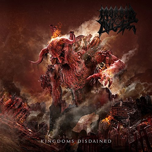 Morbid Angel - Kingdoms Disdained - CD - FLAC - 2017 - BOCKSCAR Download
