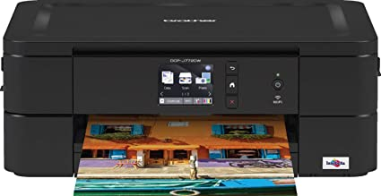 Brother DCP-J772DW - Impresora multifunción de inyección de Tinta ...