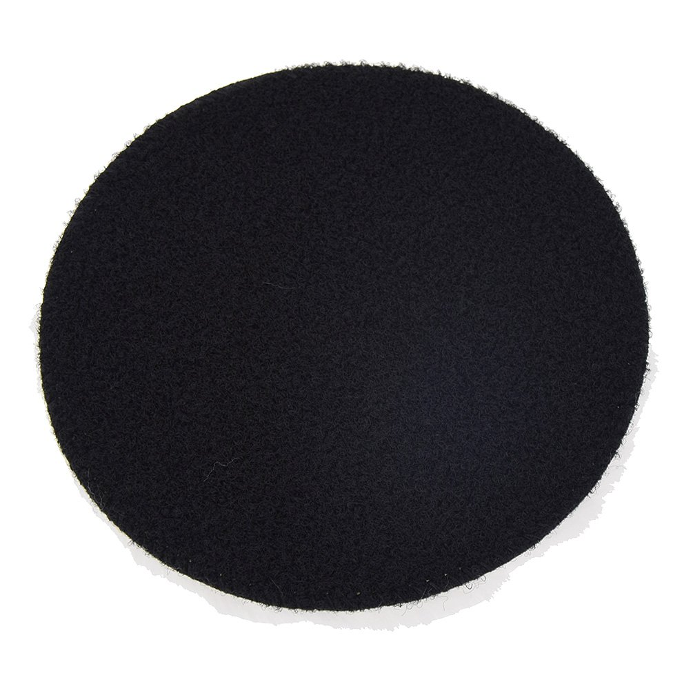 Kesheng Faux Wool Polishing Buffing Bonnet Pad for Car Auto Polisher Pack of 2pcs