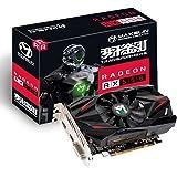 MAXSUN AMD Radeon RX 550 4GB GDDR5 ITX Computer PC Gaming Video Graphics Card GPU 128-Bit DirectX 12 PCI Express X16 3.0 DVI-