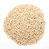Bulk Seeds Organic Natural Sesame Raw - 25 Lb.