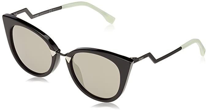 1830e0fe522b Image Unavailable. Image not available for. Color  Fendi Orchidea FF 0118 S  - AQMUE Sunglasses 52mm