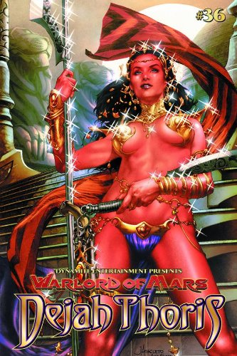Warlord of Mars Dejah Thoris #36 (MR) 2014 *Dynamite Entertainment* ebook