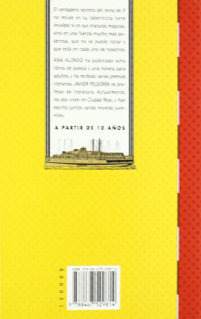 El secreto de if r stica barco de vapor roja amazon es ana alonso javier pelegr n marcelo p rez de muti libros