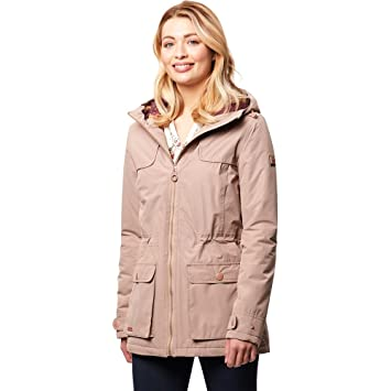 Regatta Bechette Waterproof and Breathable Insulated Chaqueta, Mujer: Amazon.es: Deportes y aire libre