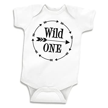 Baby Boy First Birthday Outfit One Year Old Wild Arrow