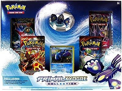 Pokemon Primal Kyogre EX Collection Box Sealed