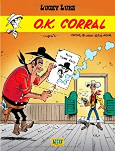 "Afficher ""Lucky Luke n° 36<br /> OK Corral"""