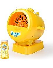 fc52563d5 WisToyz Bubble Machine 2019 Upgraded Bubble Blower Automatic Bubble Machine  for Kids Boys Girls Toddlers,