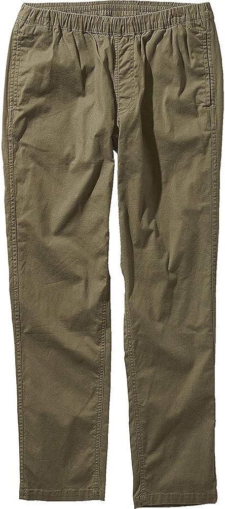 [ノースフェイス] メンズ コットンオックスライトクライミングパンツ Cotton OX Light Climbing Pants ニュートープライトグリーン M