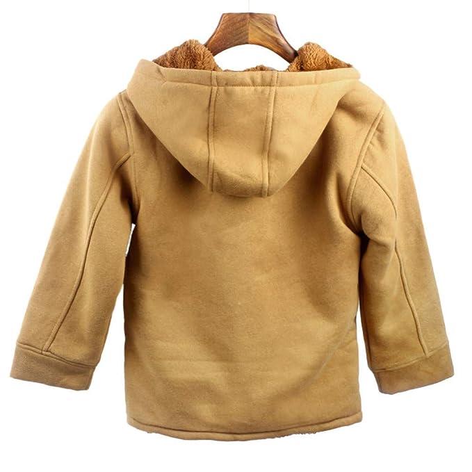 Amazon.com: Abrigos con capucha para niños y bebés, diseño ...