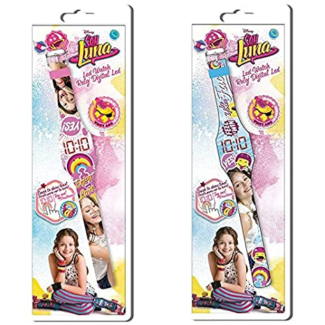 Soy Luna - Reloj Digital Touch (Kids WD18007)