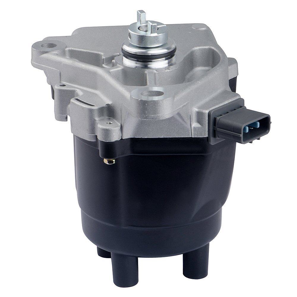 Ignition Distributor for: Honda Accord 98-02 2.3L HITATCHI, Acura CL 1998-1999 2.3L Compatible with Hitatchi D4T96-07 & D4T97-03
