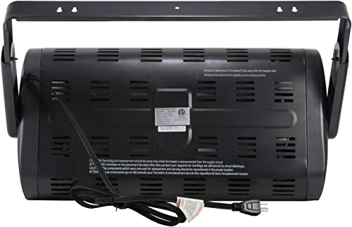 Alek...Shop Ceiling Mounted Style Overheat Protection Heater Electric Infrared 1500W