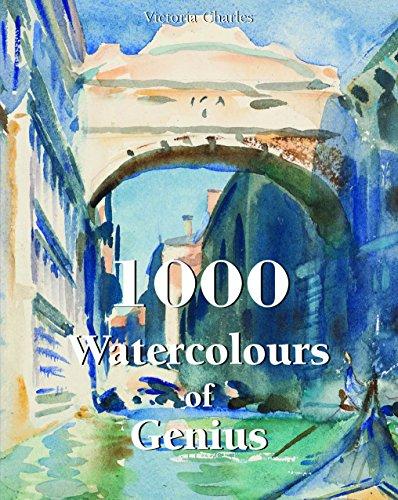1000 Watercolours Of Genius (The Book)