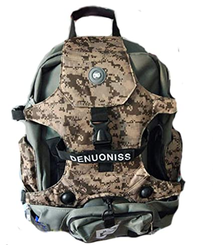 8ee7607b41 Amazon.com  DENUONISS Professional Inline Skates Travel Backpack ...