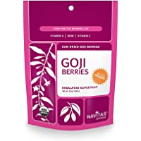 Navitas Naturals Organic Goji Berries 16-oz. Bag