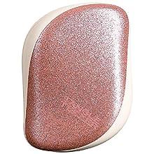 Tangle Teezer Compact Styler - Cepillo para desenredar el cabello, color dorado rosa