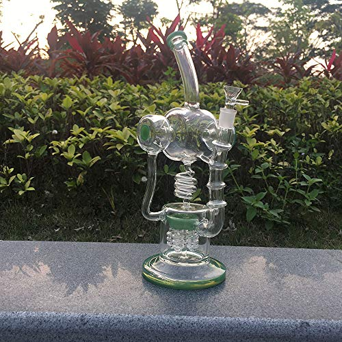 14.1 inch Thick and Durable Double Glass Bub - BTLA030 by bouladfans (Image #2)
