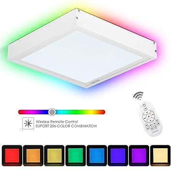 Deckenleuchten & Lüfter Moderne Neue Decke Lichter Für Wohnzimmer Schlafzimmer Dimmbare Fernbedienung Lampen Hause Beleuchtung Geändert Farbe Leuchte Schraube Fixiert
