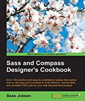 Sass and Compass Designer's Cookbook Front Cover