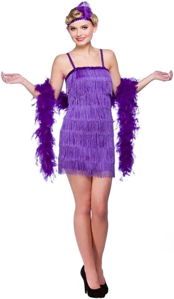 Disfraz Felices años 20, charleston mujer. 20s 30s Great Gatsby ...