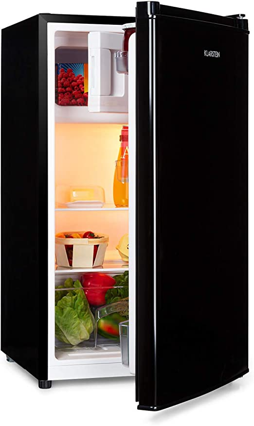 Klarstein Cool Cousin – Combinado frigorífico congelador 80 L 69 L ...