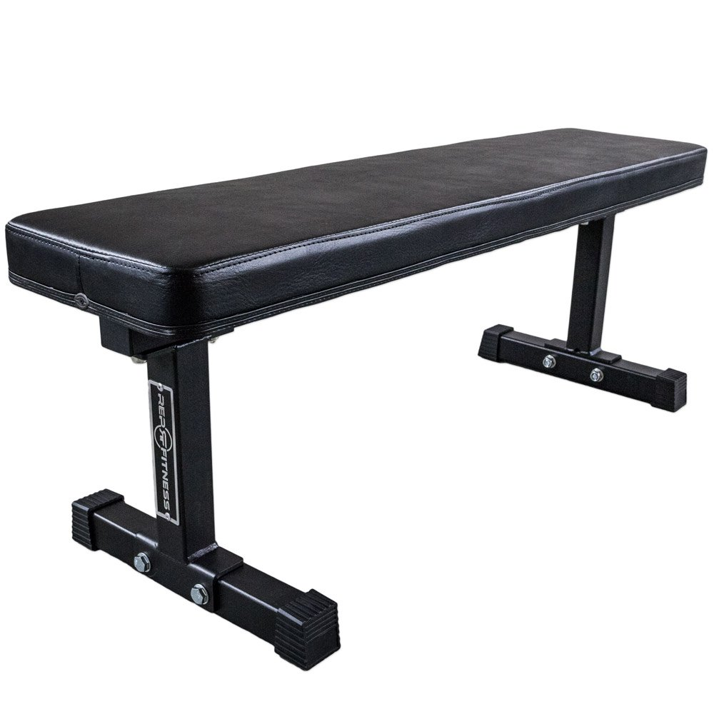 Rep Fitness Flat Bench – FB-3000-1,000 lb Rated Bench for Weightlifting
