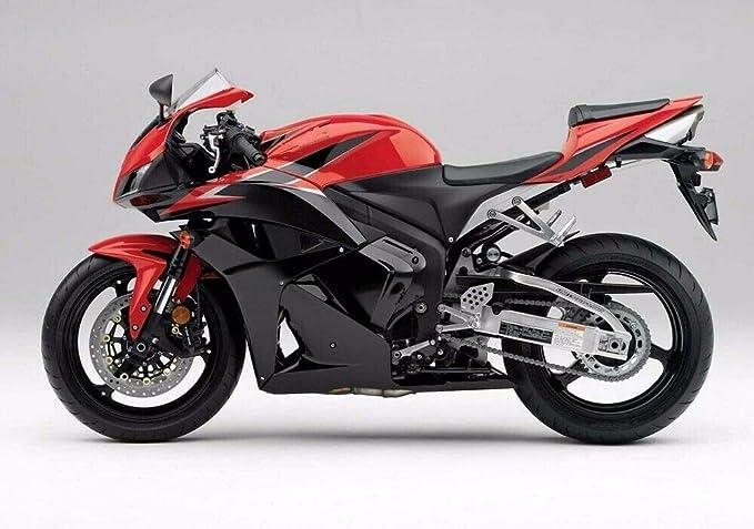 Color : Black Spoiler Motociclo ABS Plastics Parabrezza Deflettori Parabrezza For 2013-2015 For Honda CBR600RR F5 CBR 600RR 600 RR 13 14