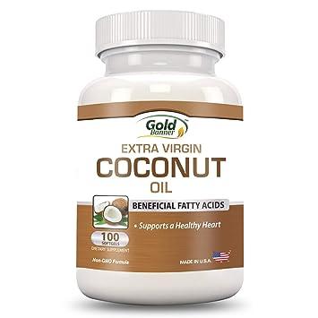 Capsulas aceite de coco adelgazar