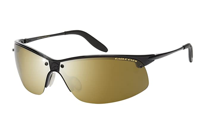 02c85d297b Eagle Eyes PRO MASTER PANO-VU - Sports-Wrap Polarized Sunglasses for ...