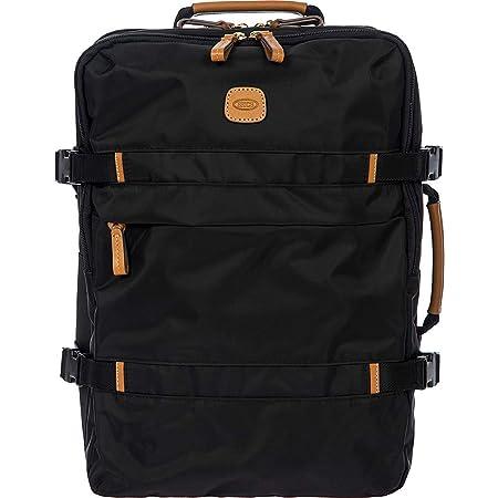 Brics X-Bag Travel Backpack Rucksack 42 cm Black/beige