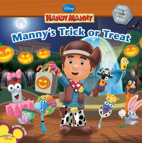 Manny's Trick or Treat (Handy Manny)