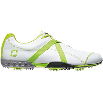 AmazonCom  Footjoy MenS MProject Golf Shoe CloseOut White