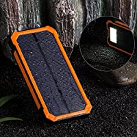 Sunyounger Solar Charger , 20000mAh Port...