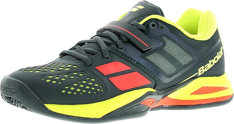 Babolat Propulse Clay Padel M 30S16632GRISJAUNE, Tennis