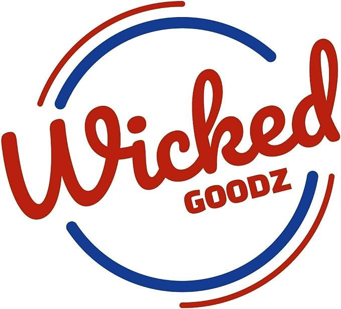 WickedGoodz Oval 100/% Nerd Decal Perfect for Laptops Tumblers Windows Cars Trucks Walls Funny Bumper Stickers